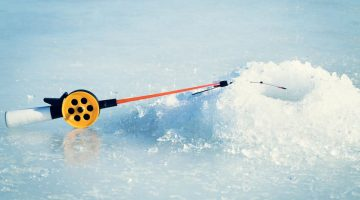 best ice fishing rods