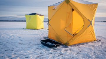 Best Ice Fishing Shelters