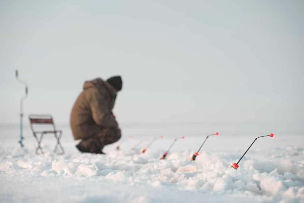 how to choose the best ice fishing rods