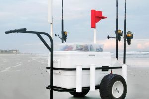 8 Best Surf Fishing Carts to Lug Your Gear Around Efficiently