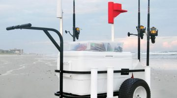Best Surf Fishing Carts