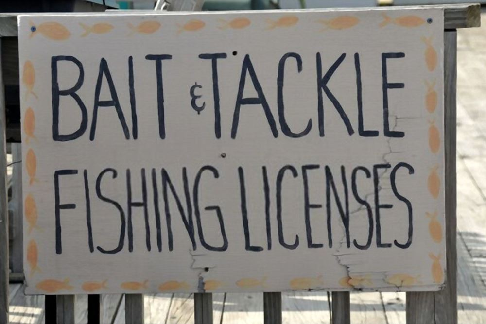 what is the fine for fishing without a license