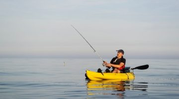 best sit on top fishing kayaks